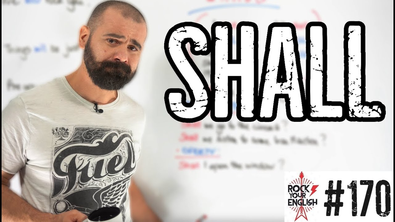 Download SHALL. A co to? | ROCK YOUR ENGLISH #170