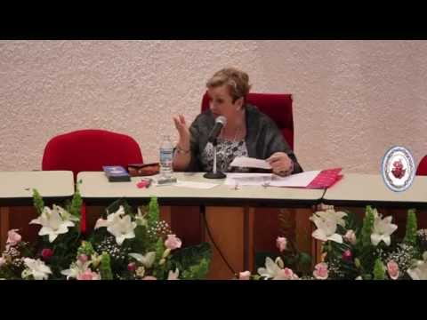 Catalina Rivas Encuentro ANE 2014, Acerca del Cielo, el Purgatorio y el Infierno