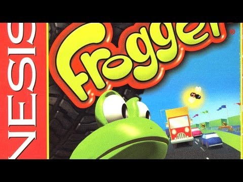 Classic Game Room - FROGGER review for Sega Genesis thumbnail