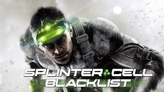 Splinter Cell:Blacklist►ИГРОФИЛЬМ►[RUS]