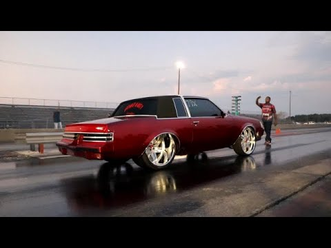 WhipAddict: Grand Nasty! The Fastest Car on Rims?! Turbo Buick Regal on Rucci Forged 24x15s!