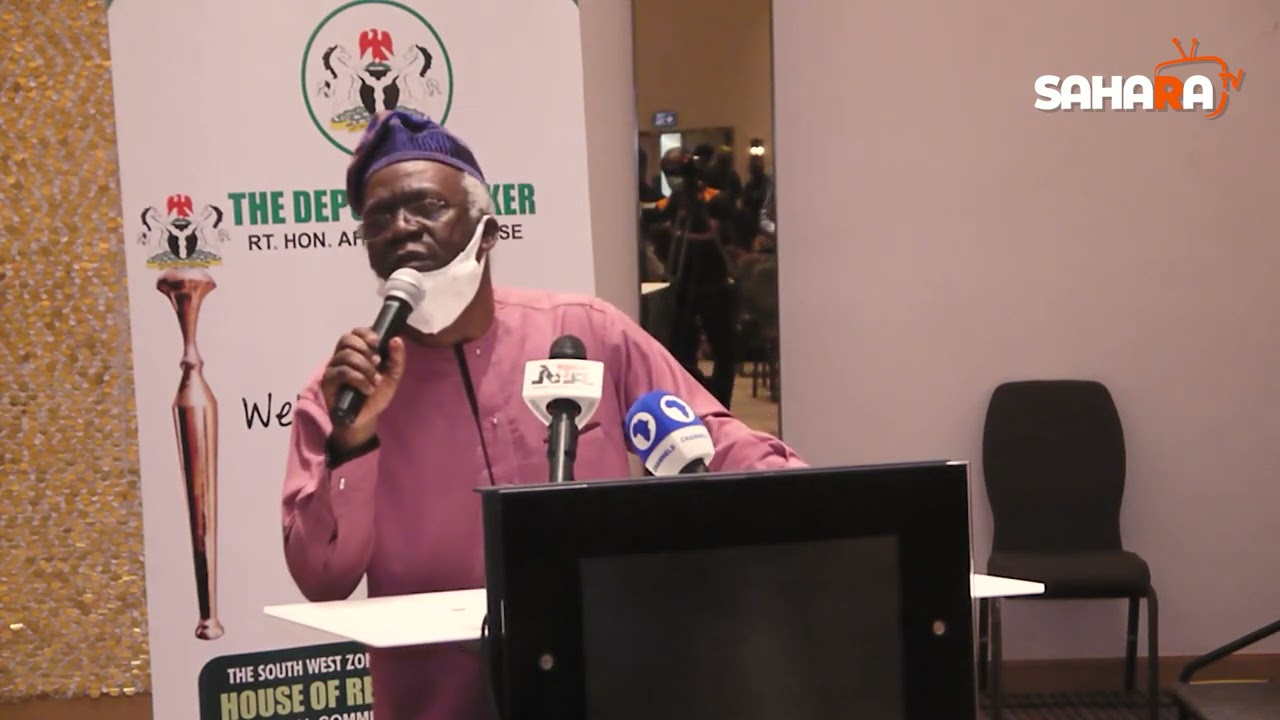 Femi Falana Requests Resolution To Stop The War In The South East From Buhari, House of Reps