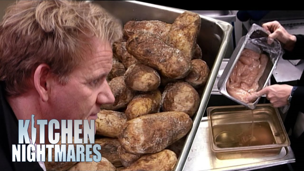 Kitchen Nightmares Rotten Food