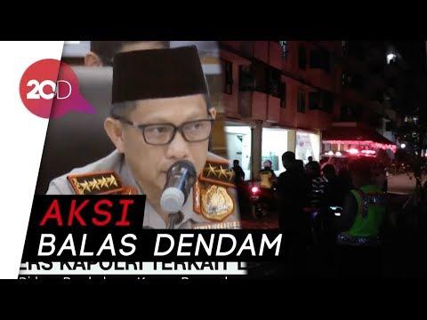 Kapolri Beberkan Motif di Balik Bom Surabaya-Sidoarjo