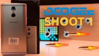 doogee Shoot 1 - 3 камеры и FullHD. Смартфон за 100. ПОЛНЫЙ ОБЗОР!