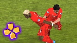 FIFA Soccer 2005 PPSSPP Gameplay Full HD / 60FPS