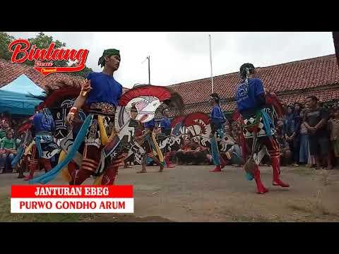 Ponorogo Janturan Ebeg    PURWO GONDHO ARUM    Live Balai Desa Rejodadi