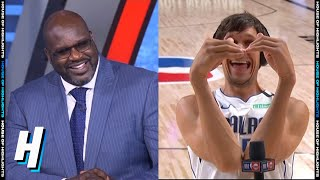 Boban Marjanovic's Amazing Interview With Inside the NBA | August 19, 2020 NBA Playoffs