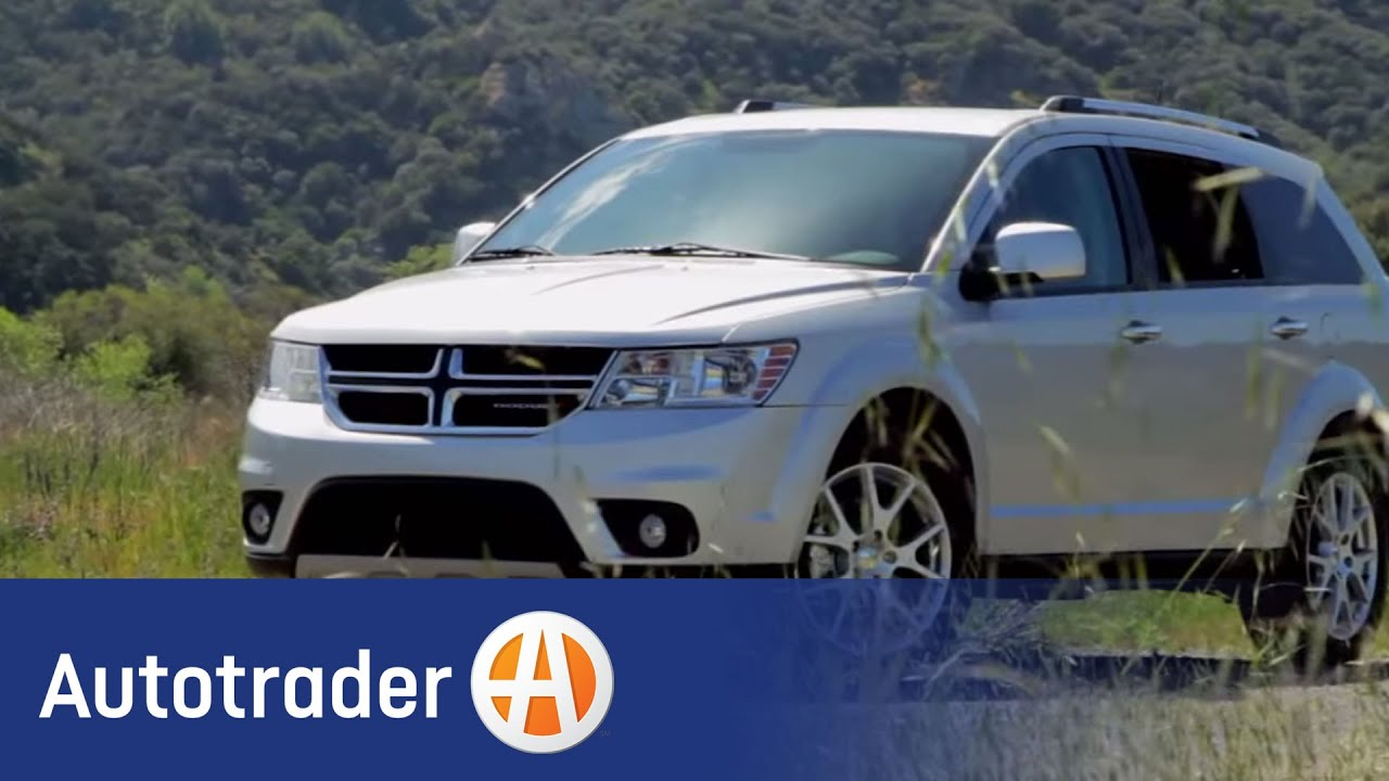 dodge journey suv  car review autotrader youtube