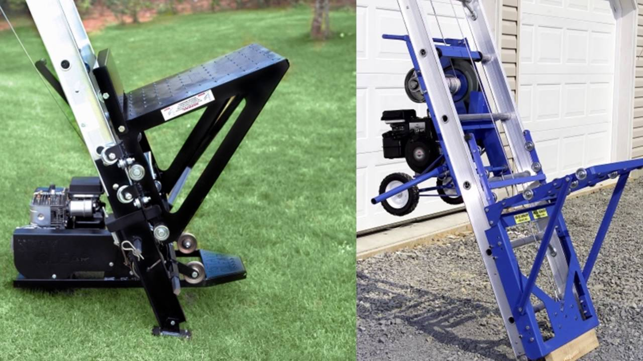 Portable Material Hoist | Products