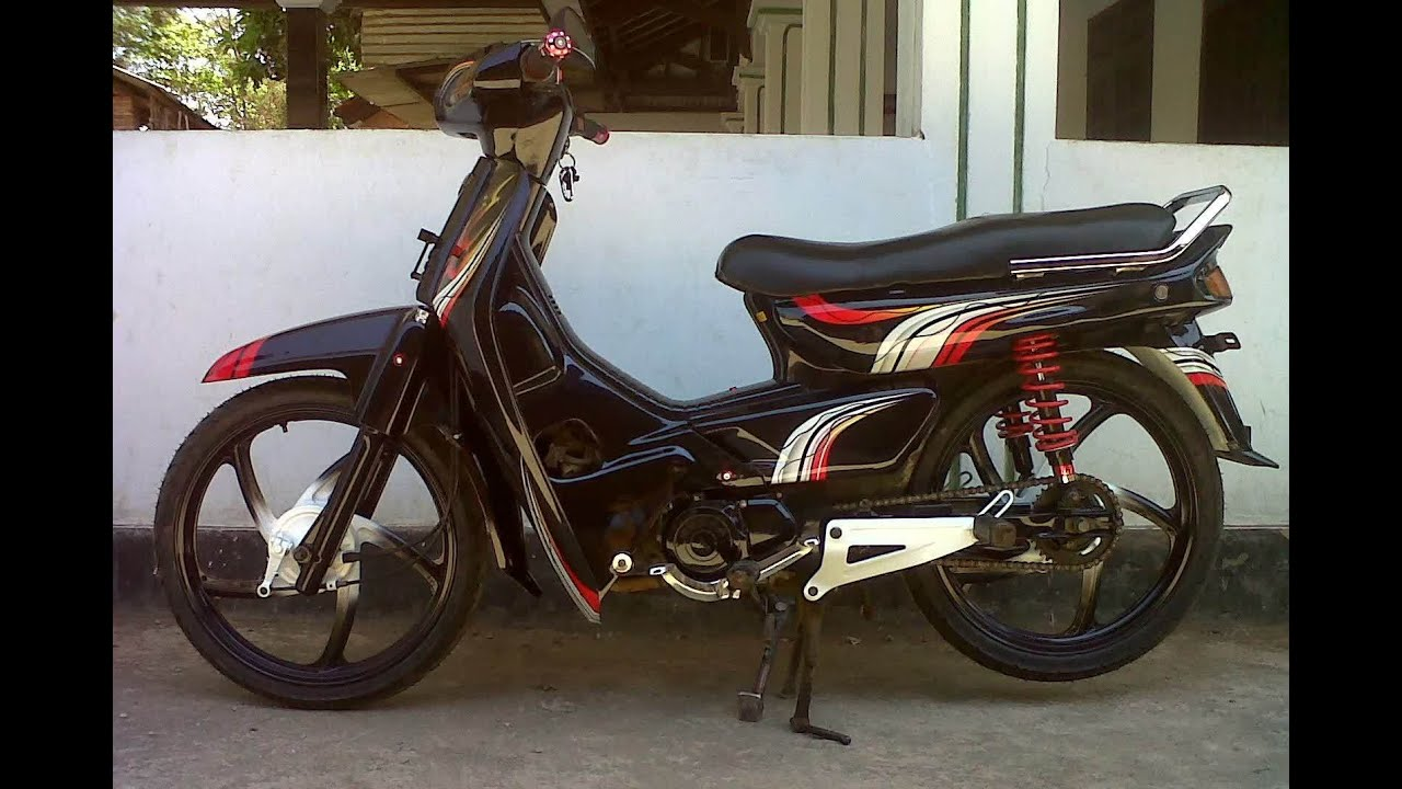Motor Trend Modifikasi Video Modifikasi Motor Honda Astrea Grand