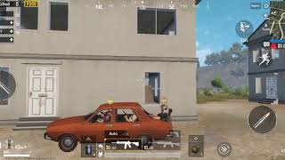 Funny pubg clip/driven from backspace of the car