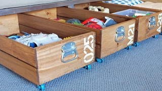 10 Genius Way To Add Storage To Your Home