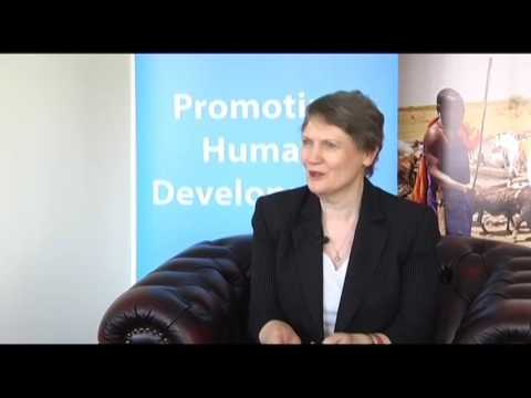 UNDP's Helen Clark on Africa achieving the 2030 agenda