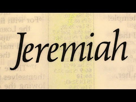 Holy Bible - Jeremiah 45 : 1 - 5