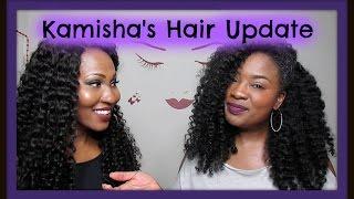 Update On Kamisha