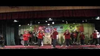 鳳溪第一中學fk1ss (09-10)歌唱比賽  謙社