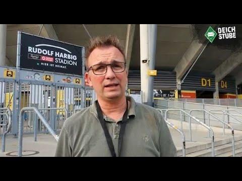 """Download """"Eine Nicht-Leistung"""": Ängstlicher SV Werder Bremen lässt sich von Dynamo Dresden vorführen"""