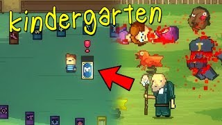 New secret ending! all monstermon cards end + kindergarten 2! | kindergarten secret end