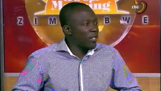 ALEXIO LIVE INTERVIEW @ GOOD MORNING ZIMBABWE