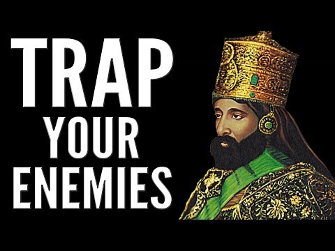 How to Trap your Enemies - 48 Laws of Power