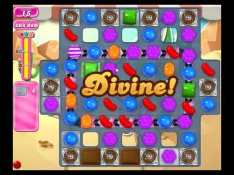 Candy Crush Saga Level 2143 - NO BOOSTERS