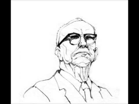 R Buckminster Fuller Larry King Show Interview pt.1