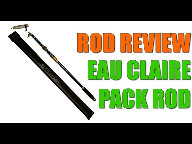 Pack Rod Review - Eau Claire T-Carbon Elite