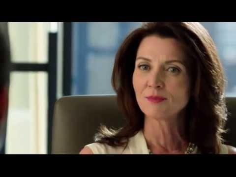 "Catelyn Stark Of ""Game Of Thrones"" On Suits Season 3 (Full) - Stark Meets Harvey Spector"
