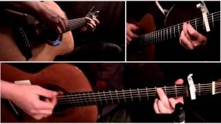 Kelly Valleau - Let It Go (Demi Lovato) - Fingerstyle Guitar