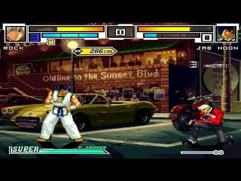 Mugen ultimate 2013 of the rock download fighter king