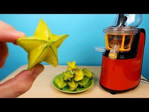 Сок из экзотики: Карамбола или Звездный Фрукт! ⭐ Какой он на вкус? Alex Boyko