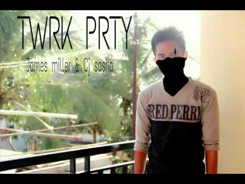 TWRK PRTY-James miller & Cj sasha