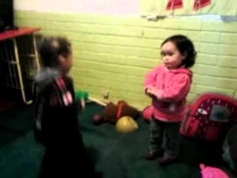 bebes bailando gangnam style