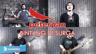 Download Lagu Peterpan (Noah) - Bintang Di Surga | ROCK COVER by Sanca Records mp3