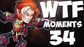 Brawlhalla WTF Moments 34