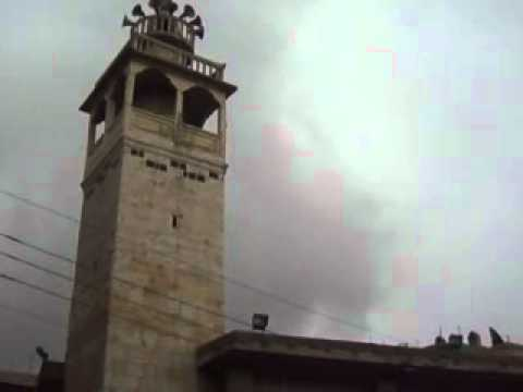 17 1 Al Zabadani Damascus أوغاريت الزبداني ريف دمشق , حال المدينة بعد اليوم الخامس من القصف والحصار