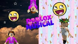 Roblox musical #3/imitei a CAHCILDIS ♡♡