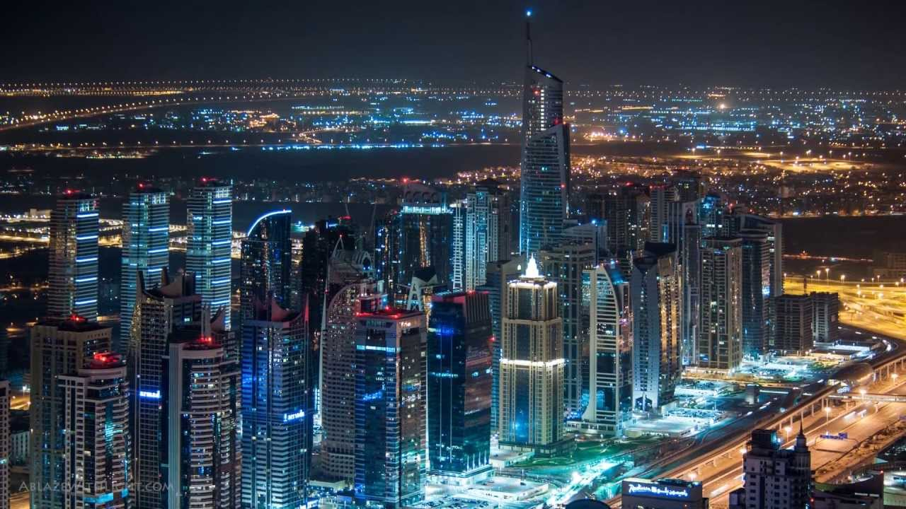 Planet Chronos (Dubai Timelapse) - Trailer - YouTube