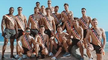 Das sind die Mister Germany-Kandidaten 2018/2019 // Mister Germany-Camp im TUI MAGIC LIFE