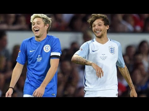 Soccer Aid 2016 II Full Match II England vs Rest Of World