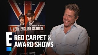 Hugh Grant Says Having Kids Improved His Acting | E! Live from the Red Carpet