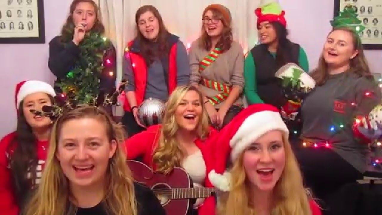 Jimmy fallon cover all i want for christmas is you youtube