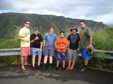 Wailau Valley, Molokai-Hawaii:  Unko Yama (1 of 3)
