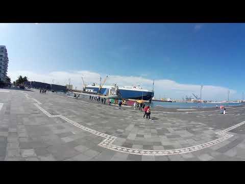 Heroica Veracruz Mexico | 360 Video