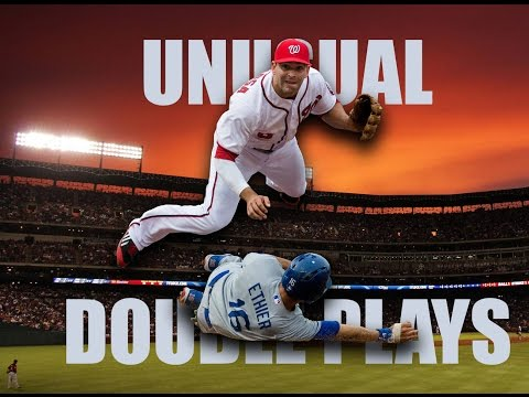 MLB | Unusual Double Plays
