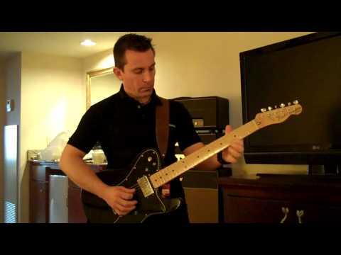 Austin Amp Show Goodsell Super 17 Express Demo - Billy Penn