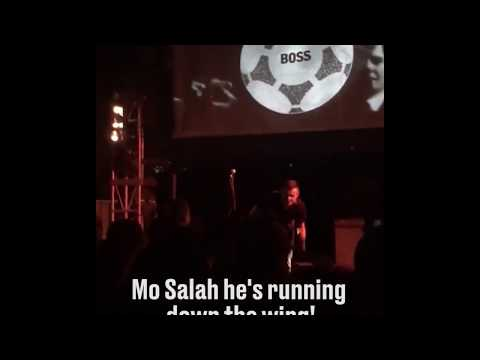 Liverpool Fans: Mo Salah The Egyptian King