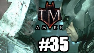 Batman Arkham Knight Gameplay Walkthrough FR #35 | AZRAEL VS BATMAN