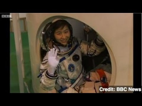 China to Send First Female Astronaut to Space